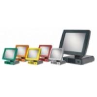 Colormetrics Kundendisplay, 38,1cm (15') VGA, Pole-mount, passend für Colormetrics Vion