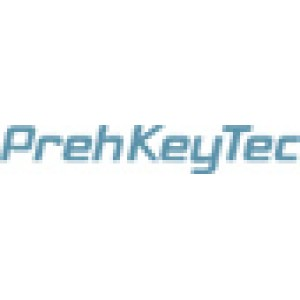 Preh Preh Tastensatz von A bis Z und Umlaute, Farbe: weiß