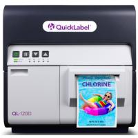 Quicklabel QL-120D Farb-Etikettendrucker - schneller Pigment-Inkjetdruck mit GHS-tauglichen Etiketten