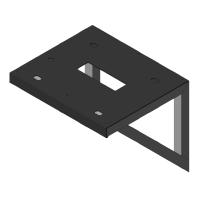 OKI Separate Tischerweiterung für den Matrixentferner des OKI 1050 Pro, Erweiterung des Eisentisches für den OKI 1050 Pro und den Aufwickler