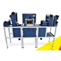 Taurus - Digitaler Etikettenschneider und Laminierer in hohe Geschwindigkeit dank Laser Cutting