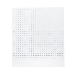 Primera Eddie - manuelles Tablett 12 cm² - Basisgitter 5mm x 5mm, z.B. für kleine sternförmige Plätzchen