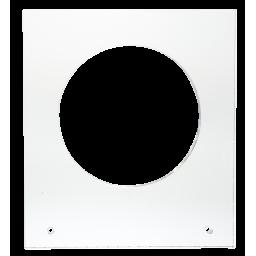 Primera Eddie - manuelles Tablett 12 cm Quadrat - 80 mm Radius, z.B. für Kekse, Plätzchen, Oblaten u.v.m