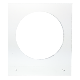 Primera Eddie - manuelles Tablett 12 cm Quadrat - 90 mm Radius, z.B. für Kekse, Plätzchen, Oblaten u.v.m