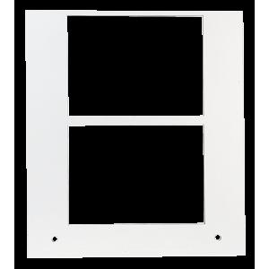 Primera Eddie - manuelles Tablett 12 cm Quadrat - 75mm x 55mm / 80mm x 58mm, z.B. für Schokolade, Gebäck u.v.m