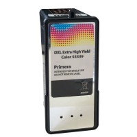 Primera 053339 LX500e DXL Farbpatrone, Doppelte Kapazität CMY zu 053374 !!!