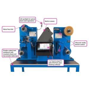 DTM LF140e Finishing System, Etikettenschneider, ideal für Oki Pro 1040 / 1050