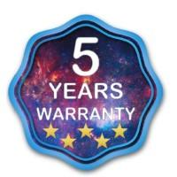 Garantieerweiterung für OKI Pro 1040 von 12 auf 60 Monate