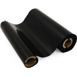 Schwarzes Thermotransferband für Primera und DTM FX400 FX500e FX510e 110mm breit 300m lang