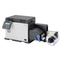 OKI Pro1050 Etikettendrucker mit fünf Farben: Las...