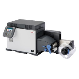 Pro1050 Etikettendrucker mit fünf Farben: Laser mit weißem Toner