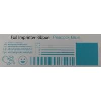 Peacock blaue Folie, für Primera & DTM FX400e/FX500e/FX510e 110mm breit x 200m lang