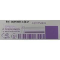 Light purple Folie, für Primera & DTM FX400e/FX500e/FX510e 110mm breit x 200m lang