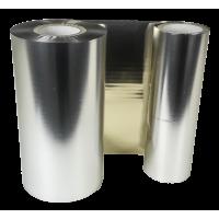 Gold Folie, glänzend metallisch für Primera FX400e/FX500e & DTM FX510e/ FX810e, 110mm breit x 200m lang