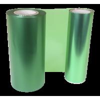 Grüne Folie für Primera FX400e/FX500e & DTM FX510e/ FX810e, 110mm breit x 200m lang