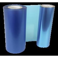 Cyan Folie, für Primera FX400e/FX500e & DTM FX510e/ FX810e, 110mm breit x 200m lang