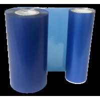 Intensiv blaue Folie, für Primera FX400e/FX500e & DTM FX510e/ FX810e, 110mm breit x 200m lang