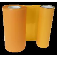 Kumquat Folie, für Primera FX400e/FX500e & DTM FX510e/ FX810e, 110mm breit x 200m lang