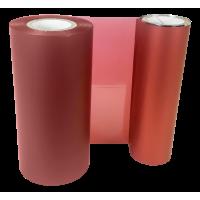 Rubin rote Folie, für Primera FX400e/FX500e & DTM FX510e/ FX810e, 110mm breit x 200m lang