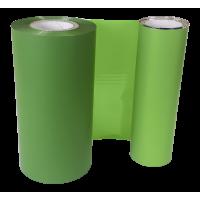 Apfel Grüne Folie, für Primera FX400e/FX500e & DTM FX510e/ FX810e, 110mm breit x 200m lang