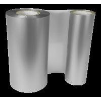 Satin Silberne Folie, für Primera FX400e/FX500e & DTM FX510e/ FX810e, 110mm breit x 200m lang