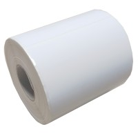 DryToner Polyester weiß matt Endlos-Etiketten 80m...