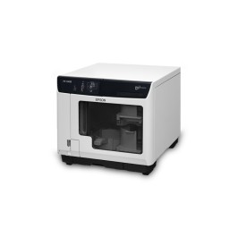 Epson Discproducer PP-100 III - CD DVD Blu-Ray Kopier - Roboter und Drucker mit 12 Monate Vor-Ort Service