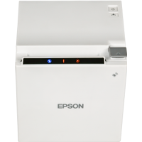 Epson TM-m30IIF, Fiscal DE, TSE: 5 Jahre, USB, Ethernet, 8 Punkte/mm (203dpi), ePOS, weiß