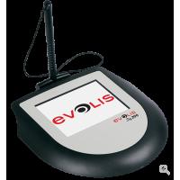 Unterschriften Pad für Kassen: Evolis Sig200 Bundle, 12,7cm (5'') mit Farbdisplay