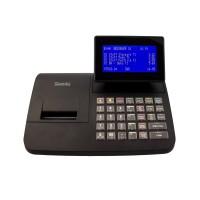 Sam4s NR-420 Kompaktes Thermo-Kassensystem mit 8-zeiligem Display für GDPDU konformes kassieren  - inkl. 5 Jahre TSE Modul nach KassenSichV 2020