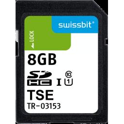 Technische Sicherungseinrichtung (TSE Modul) für SAMTRON SAMPos Registrierkassen, SD Karte, 8 GB für ER-120.ER-920,NR-420,NR-510