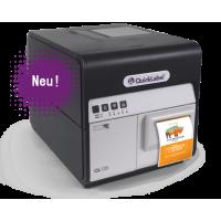 Astronova QL-120 (KIARO)  - Farbetikettendrucker mit schnellem Inkjetdruck für kleine Etiketten