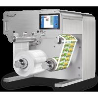 TrojanLabel T2-C Farbetiketten-Presse mit riesiger Tintenkapazität für hohes Druckaufkommen und hoher Auflösung - STD Ausführung