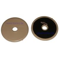 RFID Laundry Tags / Wäsche Tag, rund 25mm, MIFARE® 1K (13,56Mhz) mit Loch