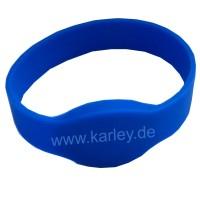 RFID Wristband Silikon mit ovalem Kopf mit MIFARE&...