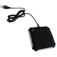 RFID USB Desktop Lesegerät EVO Neo USB - HF 13,56Mhz mit Tastatur-Emulation ISO 14443A