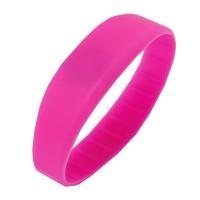 Flaches RFID Wristband Silikon, in versch. Farben ...