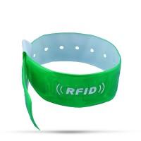 RFID Einweg Armband aus PVC, versch. Farben mit Wu...