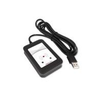 Elatec TWN4 RFID Desktopreader Multi Legic HF LF NFC USB schwarz