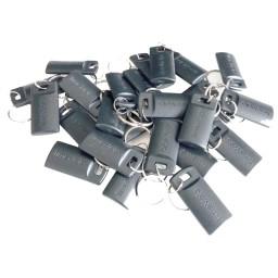 Safescan RFID Schlüsselanhänger-Satz a 25 Stück - passend für TM-616/626/818/828/838