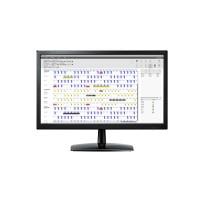 Safescan TM PC Software Plus - Profi-Zeiterfassungssoftware mit großem Funktionsumfang, passend für TM-616/626/818/828/838