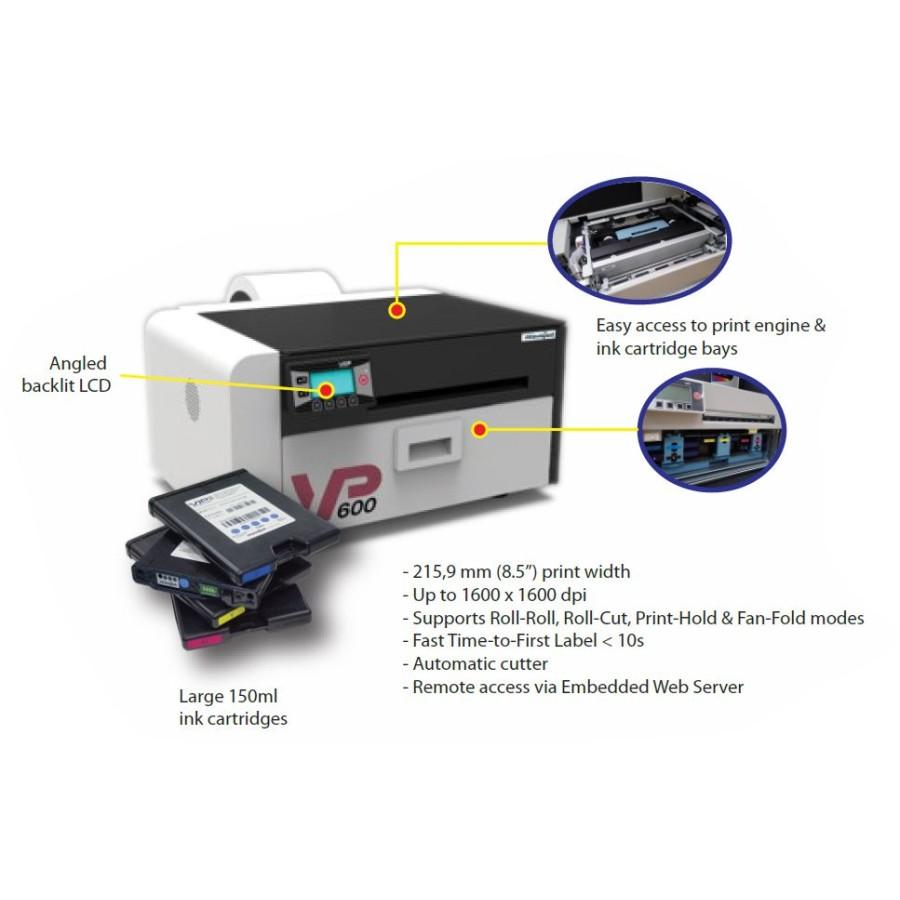 VIPColor VP20 Drucker für farbige etiketten mit bester ...