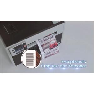 VIPColor VP750 Farbetikettendrucker für wasserresistente Liquid und Shisha Etiketten