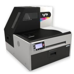 VIPColor VP700 Drucker für farbige Barcode- Etiketten mit bis zu 18m/Minute Druckgeschwindigkeit inklusive Schulung