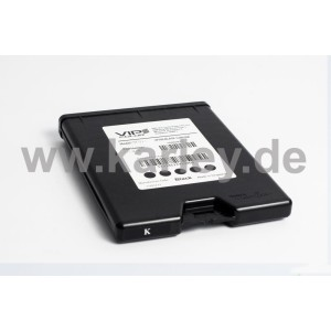 VP700 - Tintenpack 5x Black Cartridge je 250ml (schwarz)