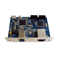 USB 2.0 & 1GB LAN Verbindung für SATA Controller