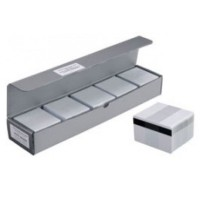 Zebra Plastikkarte mit Magnetstreifen, HiCo, 0,76m...