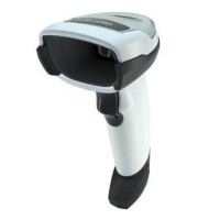 Barcode Scanner Zebra DS4608, 2D, SR, USB, RS232, Kit (USB), weiß