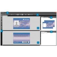 Zebra CardStudio 2.0 Professional  Kartendrucksoftware für Zebra Plastikkartendrucker
