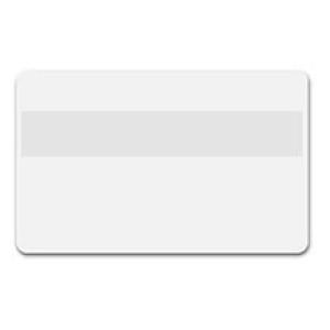 Zebra Premier Karte, Signatur Zebra Premier Karten, 30mil (0,76mm), weiß, PVC, mit Unterschriften Feld, 500er Pack